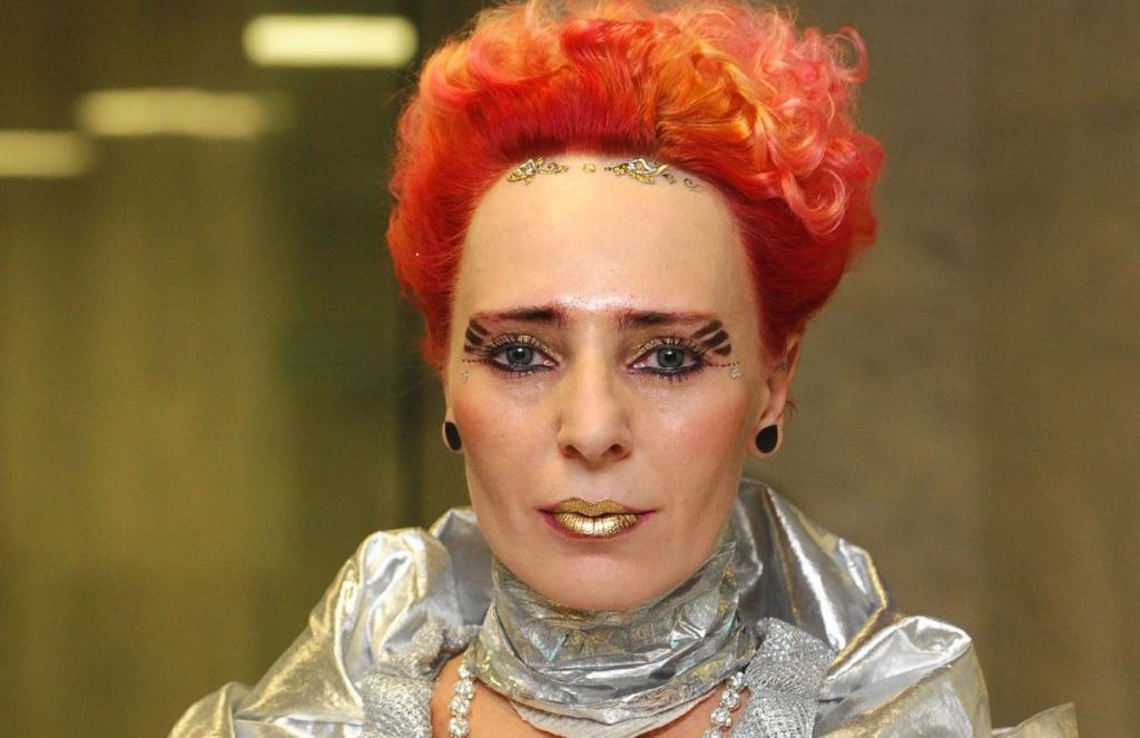Жанна Агузарова попала в психиатрическую больницу