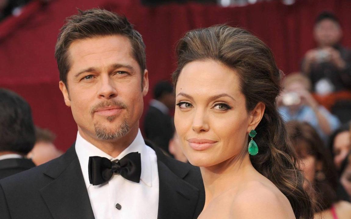 Дети Анджелины Джоли не хотят принимать нового отца