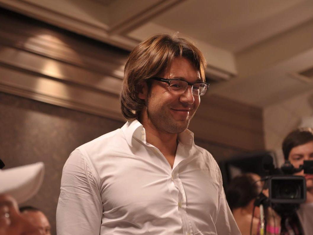 Андрей Малахов счастлив, что наконец-то стал отцом