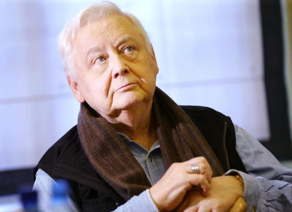 Скончался талантливый режиссер Олег Табаков