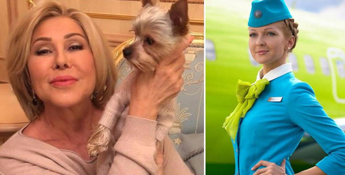 Поклонники отправляют Любовь Успенскую в психиатрическую клинику