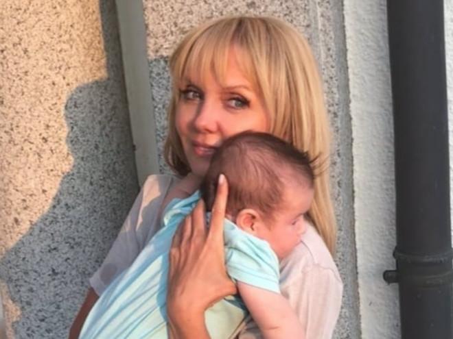 Певица Валерия родила долгожданного ребенка