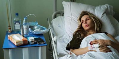 Певица Лобода попала в больницу