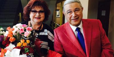 Евгений Петросян празднует свой развод