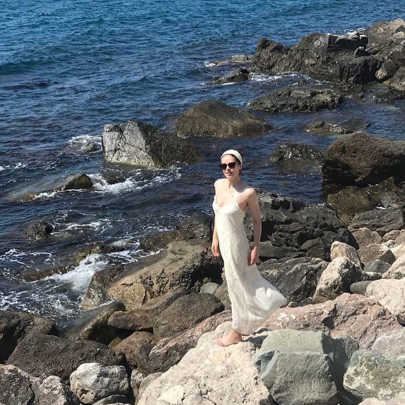 Марина Александрова покинула Россию, чтобы отдохнуть в Японии