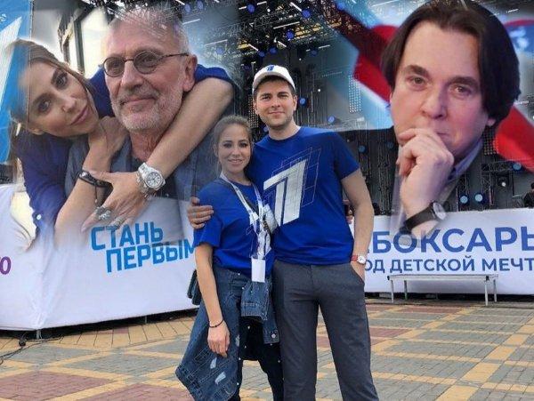 Юлии Барановской  так и не удалось стать возлюбленной Дмитрия Борисова