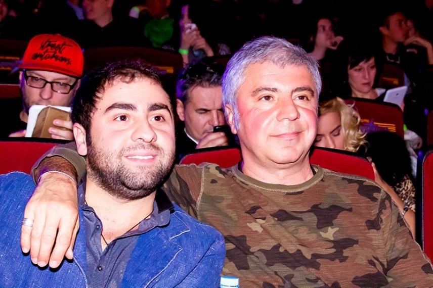 Любвеобильный Сосо Павлиашвили и его женщины