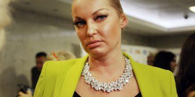 У Анастасии Волочковой появились новые проблемы
