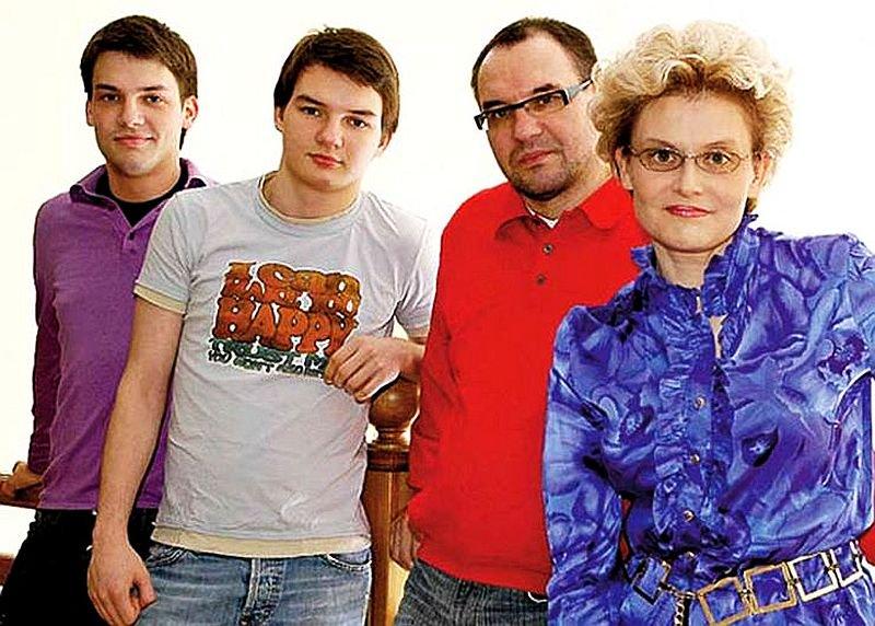 Кем работают дети российских знаменитостей?