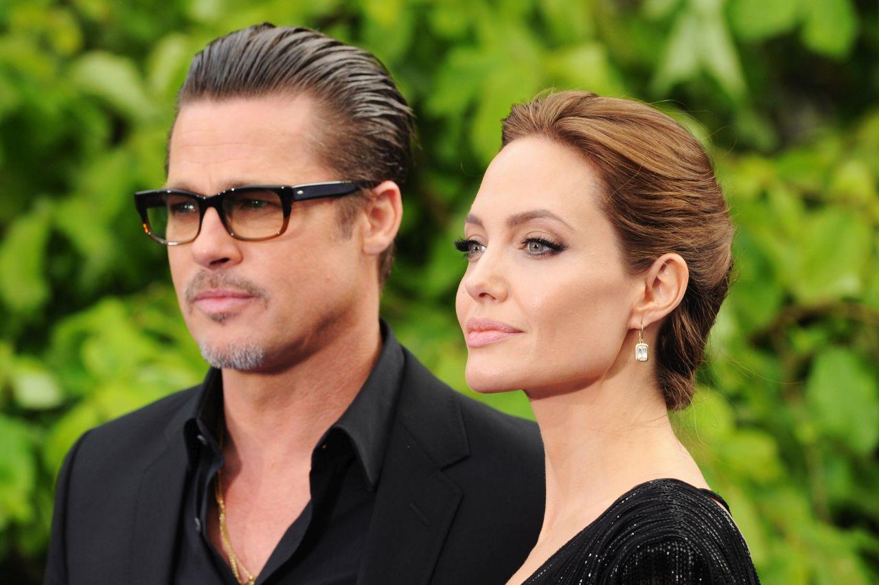 Анджелина Джоли не смогла смириться с воссоединением Брэда Питта и Дженнифер Энистон