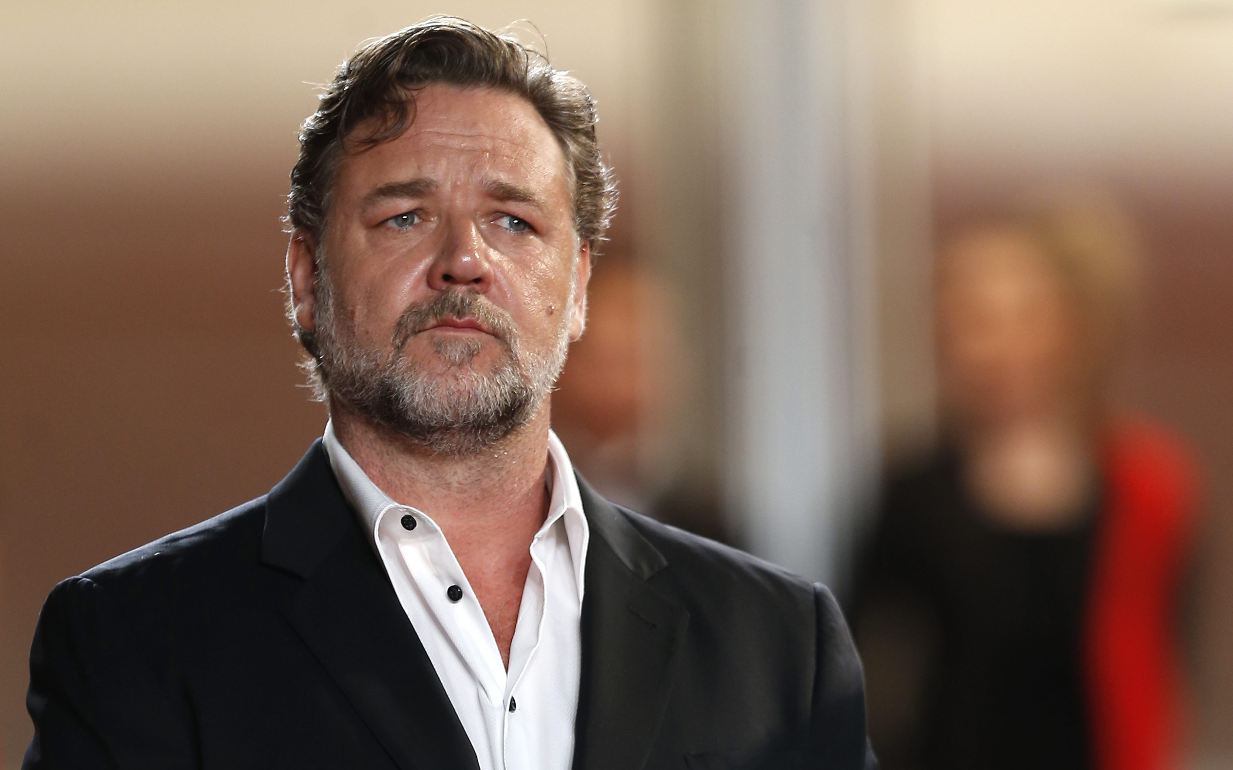 hollywood stars russell crowe - HD 4096×2560