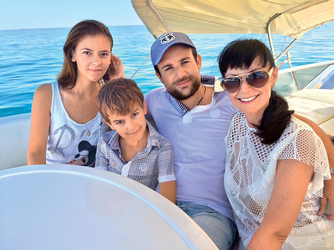 Где проводят отпуск звездные семьи российского шоу-бизнеса?