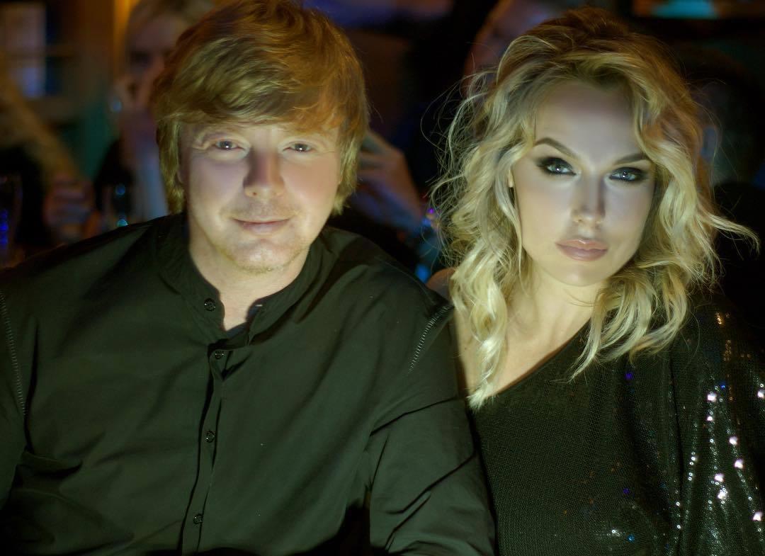 Супруга Андрея Григорьева-Апполонова перестала скрывать нового возлюбленного