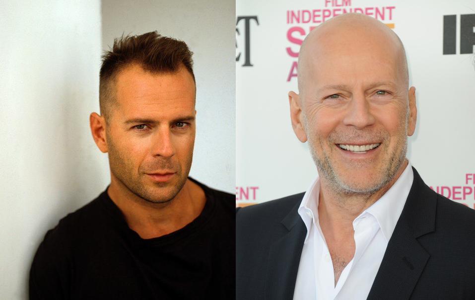 Как раньше выглядели самые брутальные мужчины Голливуда?