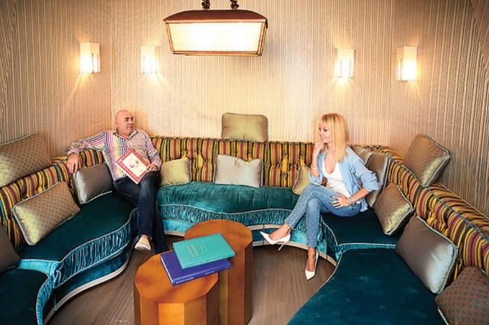 Как выглядят роскошные апартаменты Иосифа Пригожина и певицы Валерии в Москве