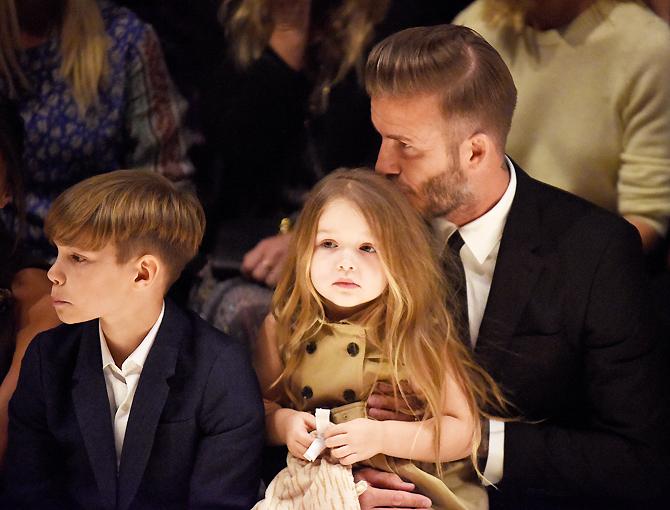 «Золотые детки»: 5 известных семей, которые купают в роскоши своих детей