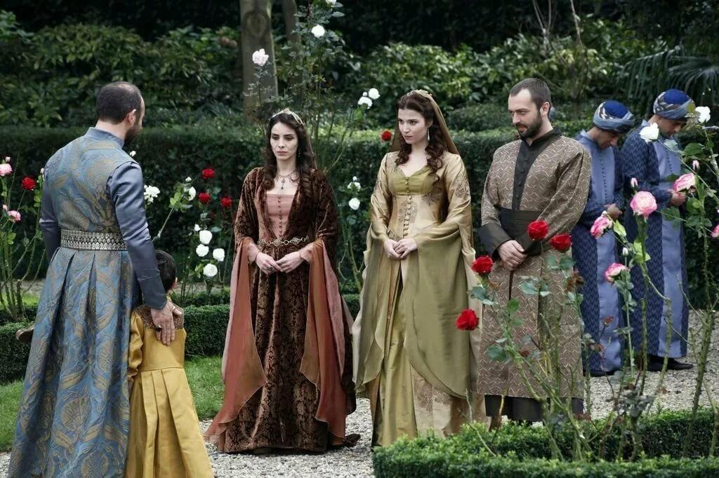 «Великолепный век»: как снимался популярный сериал и что сталось за кадром