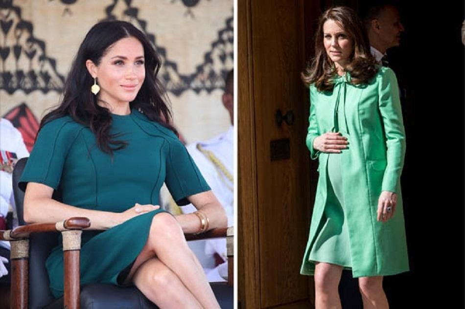 7 ограничений беременных принцесс Великобритании