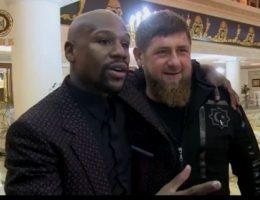 6 друзей Рамзана Кадырова среди мировых знаменитостей