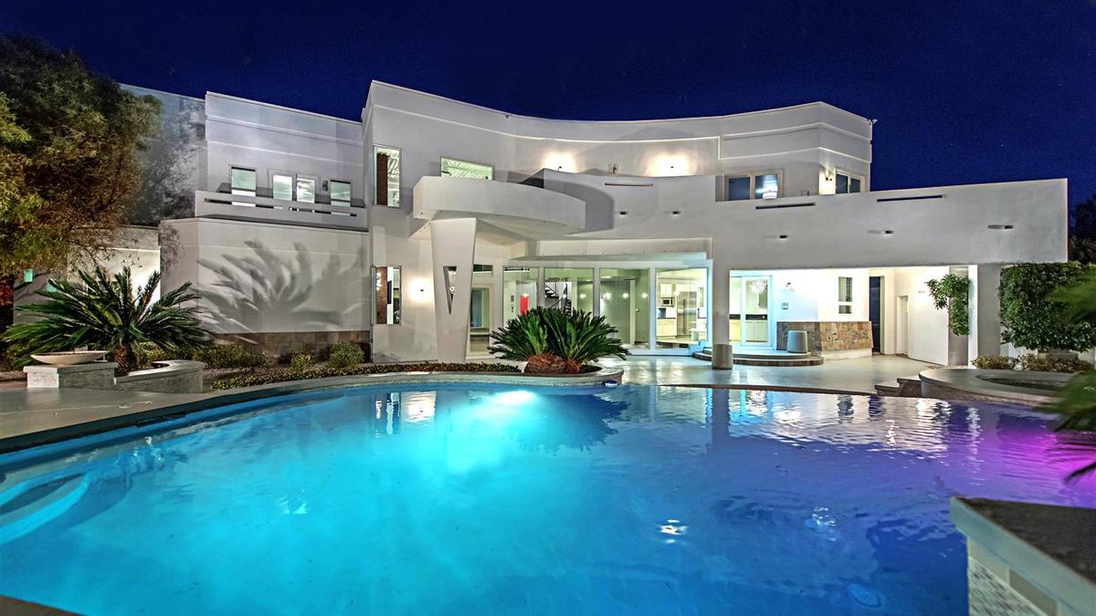 Как выглядит дом, в котором живет Майк Тайсон и другая недвижимость знаменитого боксера