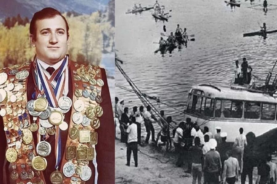 Шаварш Карапетян: герой-спасатель