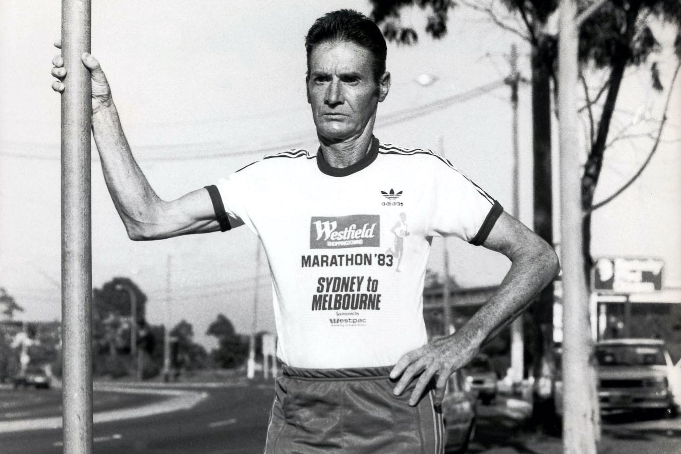Клифф Янг:ультрамарафонец - легенда