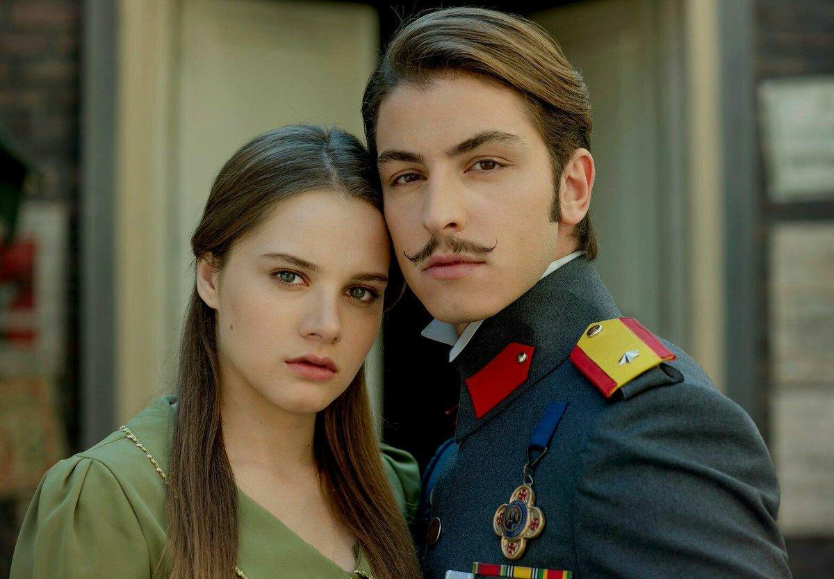 Леон и Хиляль из сериала