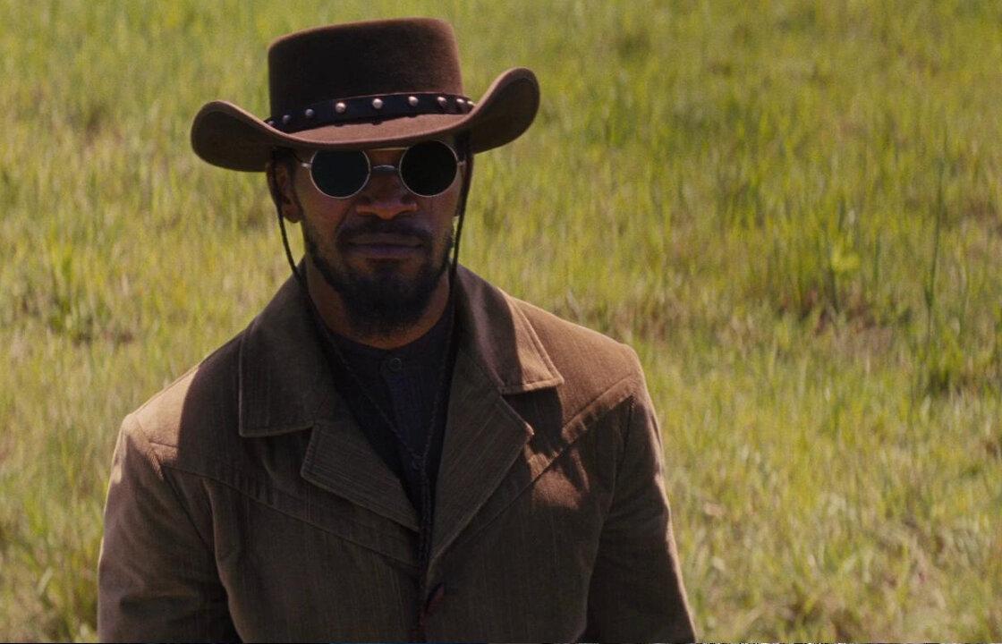 Джанго Освобожденный: киноляп с солнцезащитными очками
