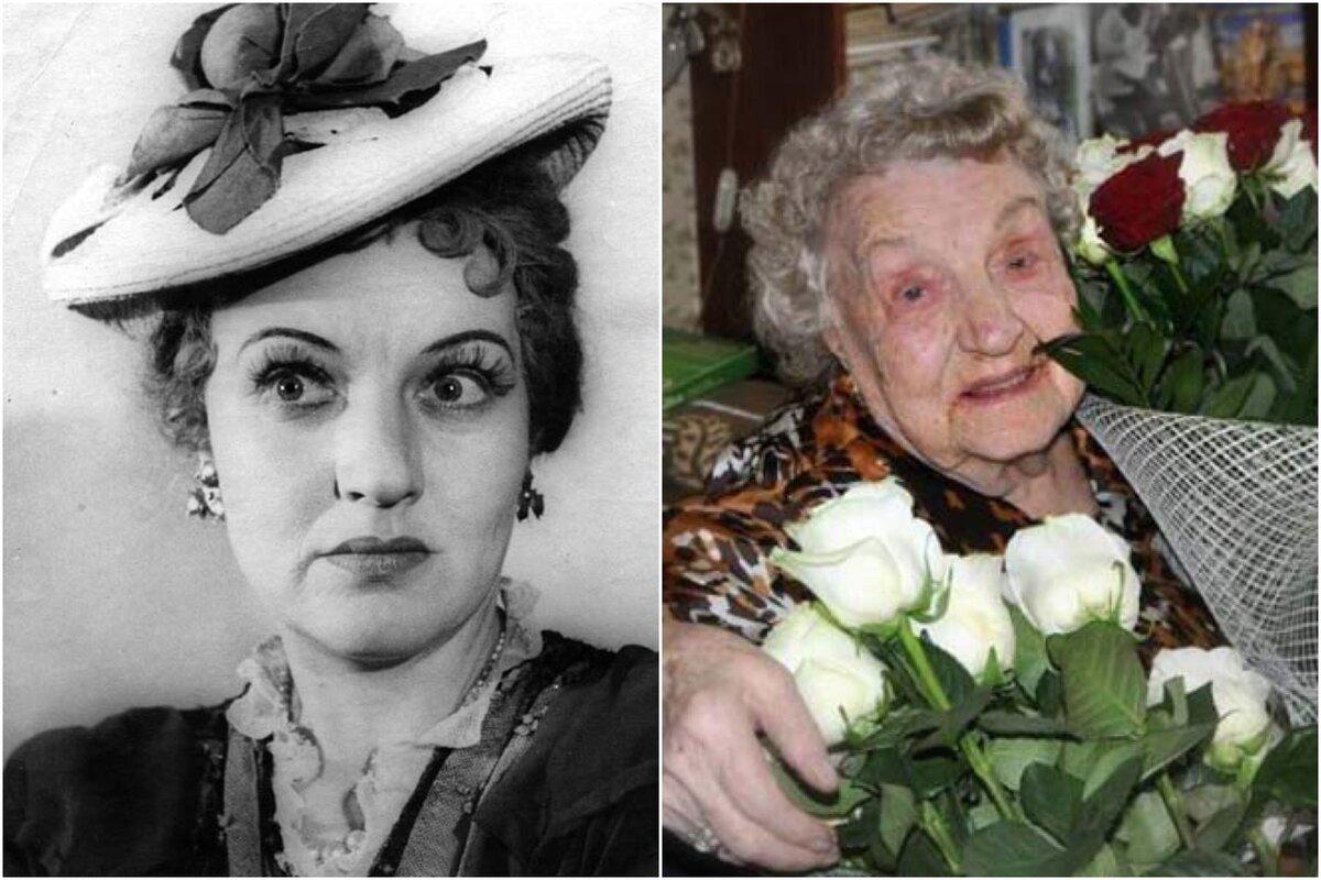 Варвара Шурховецкая, 103 года