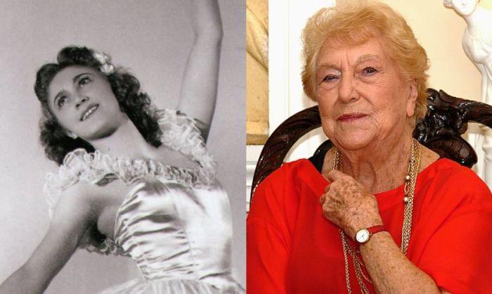 Ксения Триполитова, 104 года