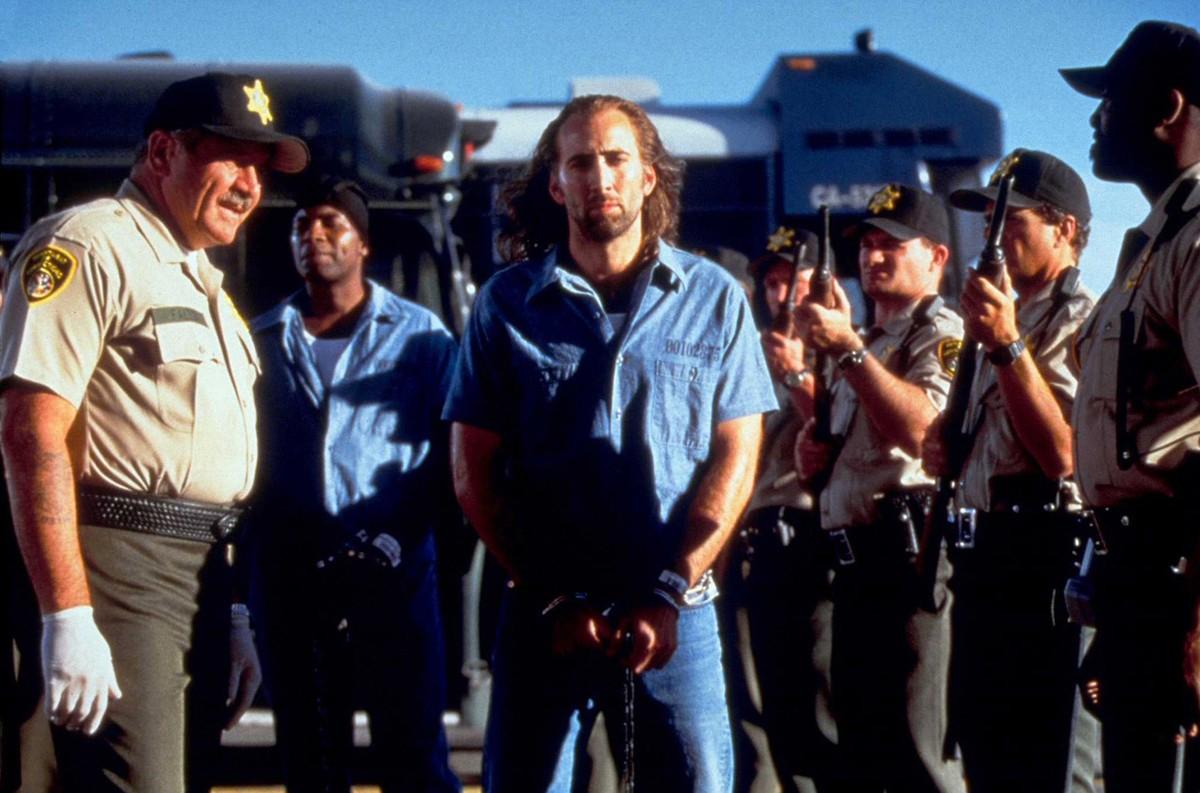 Воздушная тюрьма, США, 1997 год