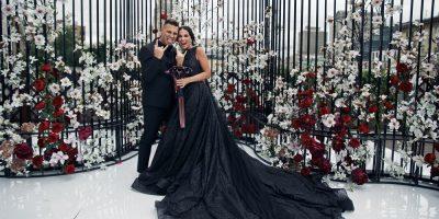 5 самых неординарных свадебных нарядов знаменитостей