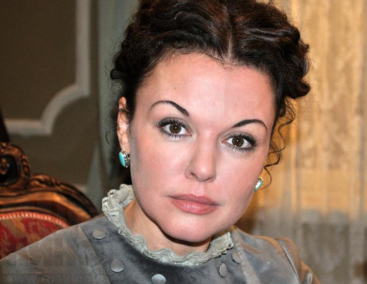 Ксения Хаирова — дочь Валентины Талызиной
