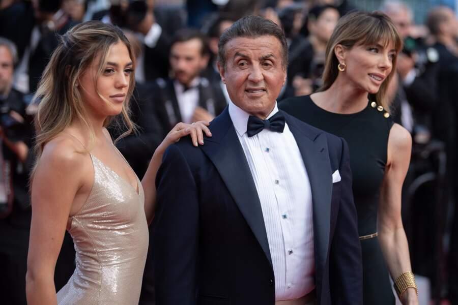 Папина гордость: как выглядят и чем занимаются дочери-красавицы Сильвестра Сталлоне
