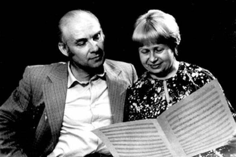 Александра Пахмутова: история любви знаменитой пианистки