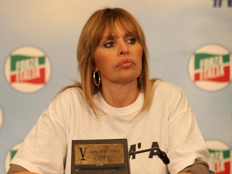 Алессандра Муссолини, племянница Софи Лорен