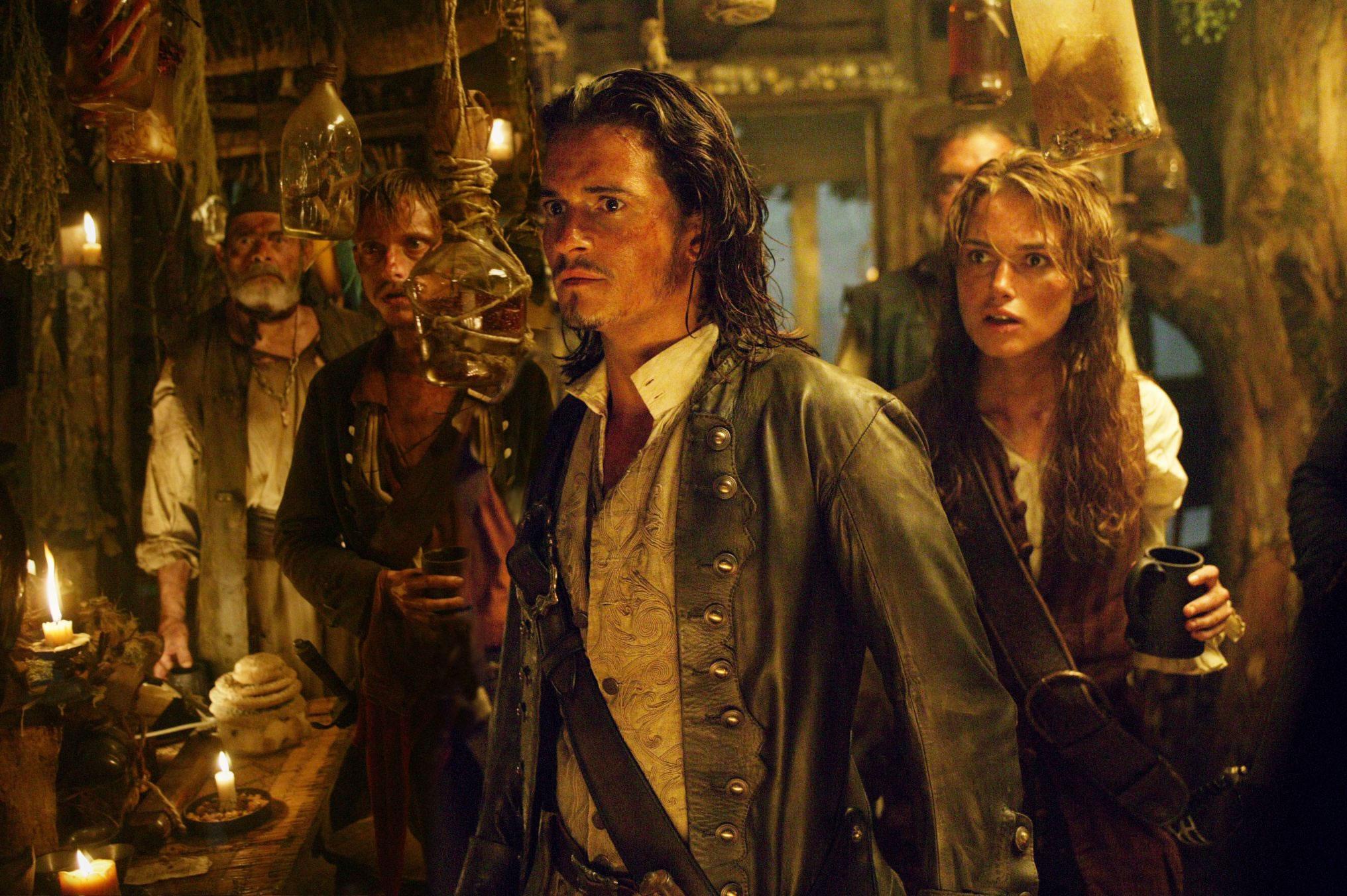 «Пираты Карибского моря